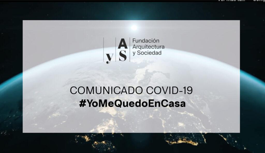 http://arquitecturaysociedad.com/comunicado-covid19/